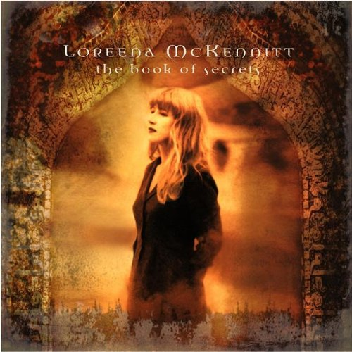 Loreena McKennitt The Book Of Secrets CD Cover