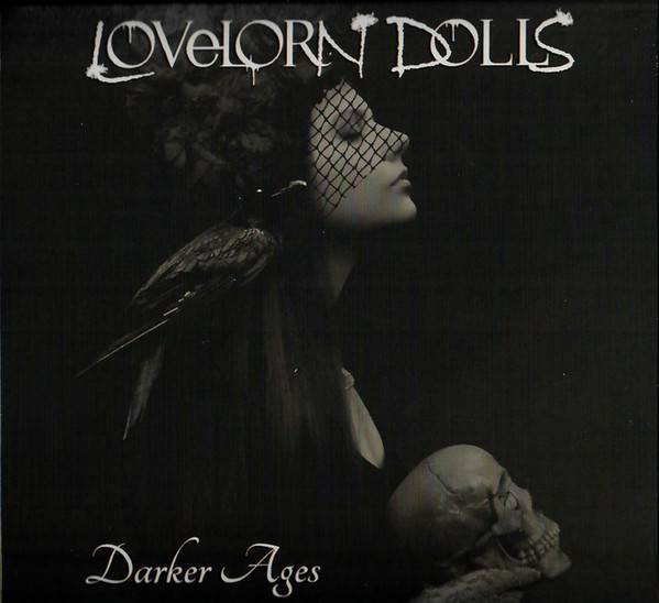 Lovelorn Dolls Darker Ages CD Cover