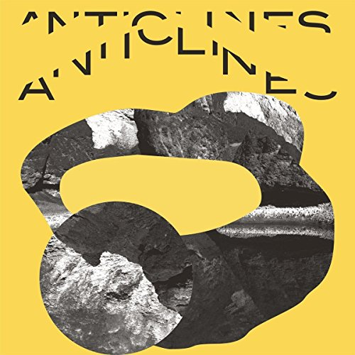 Lucrecia Dalt Anticlines CD Cover