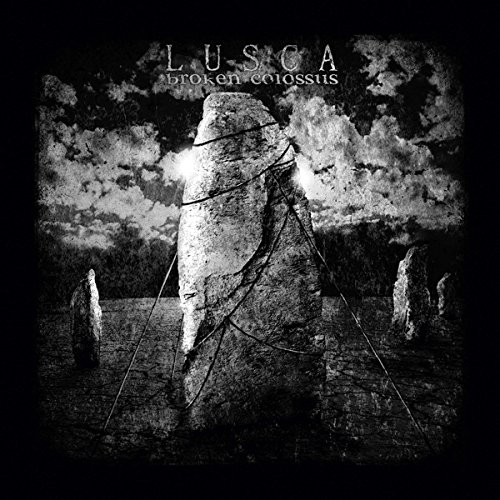 Lusca Broken Colossus CD Cover
