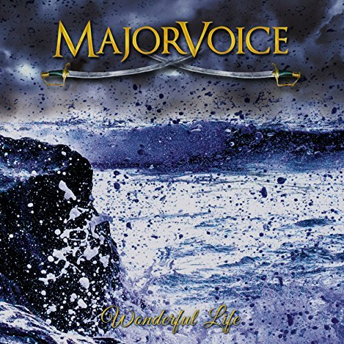 MajorVoice Wonderful Life EP CD Cover