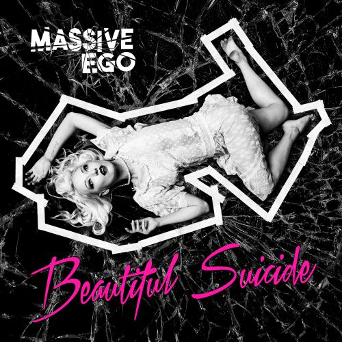 Massive Ego Beautiful Suicide CD Cover
