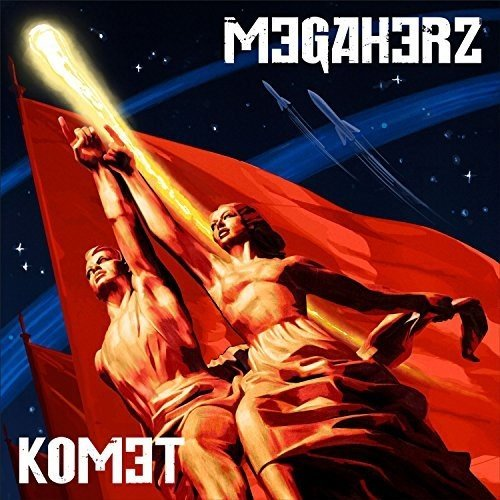 Megaherz Komet CD Cover