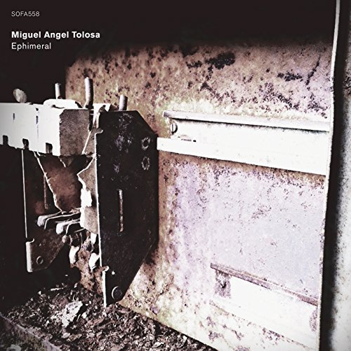 Miguel Angel Tolosa Ephimeral CD Cover