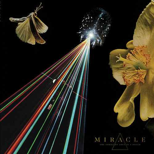 Miracle The Strife Of Love In A Dream CD Cover