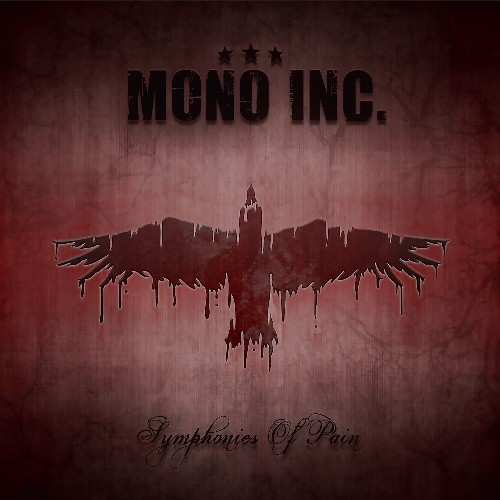 Mono Inc. Symphonies Of Pain NoCut SPV CD Cover