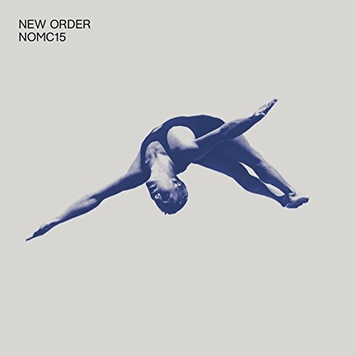 New Order NOMC15 CD Cover
