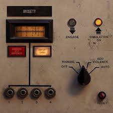 Nine Inch Nails Add Violence CD Cover
