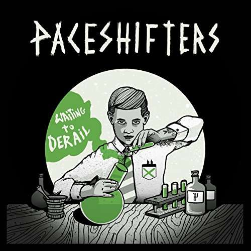 Paceshifters Waiting To Derail CD Cover