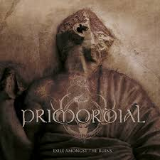 Primordial Exile Amongst The Ruins CD Cover