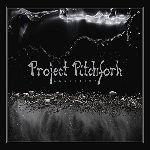 Project Pitchfork Akkretion CD Cover