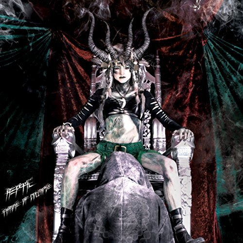 Reptil Throne Of Collapse CD Cover