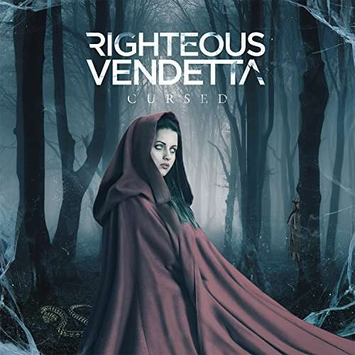 Righteous Vendetta Cursed CD Cover