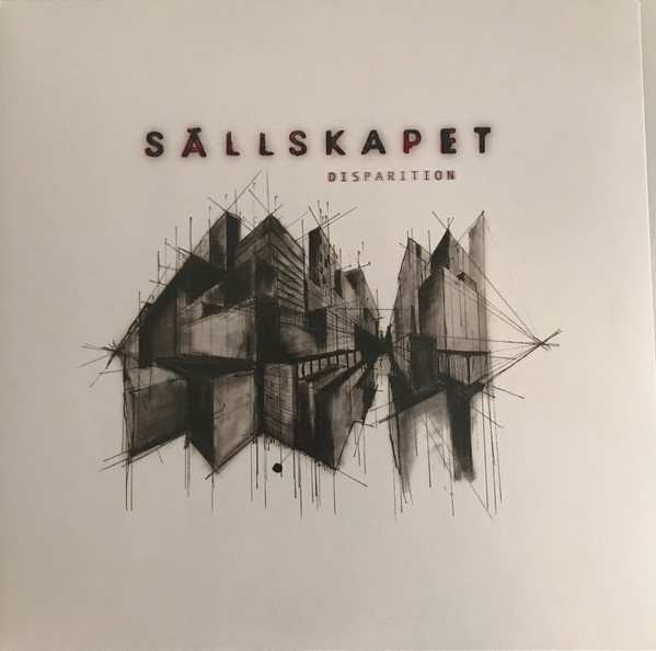 Sällskapet Disparition CD Cover