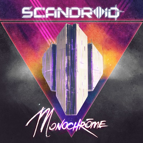 Scandroid Monochrome CD Cover