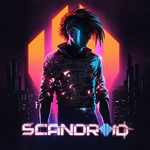 Scandroid Scandroid CD Cover