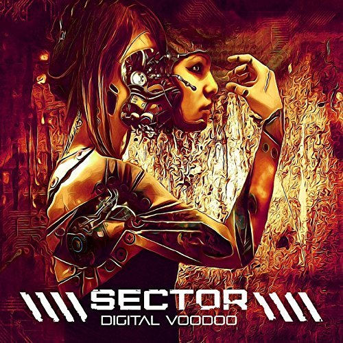 Sector Digital Voodoo CD Cover