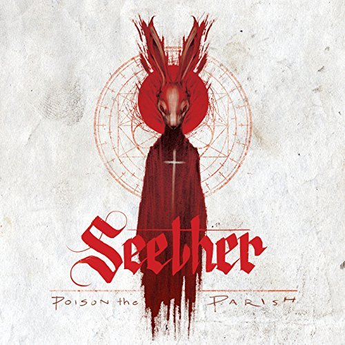Seether Poison The Parish CD Cover