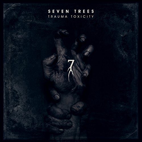 Seven Trees Trauma Toxicity EP CD Cover