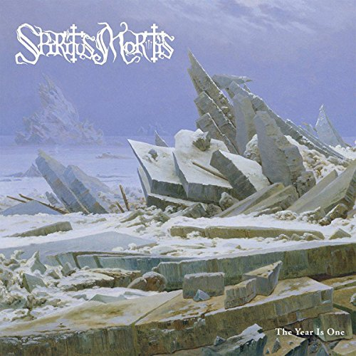 Spiritus Mortis The Year Is One CD Cover