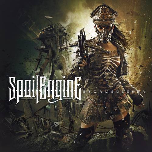 Spoil Engine Stormsleeper CD Cover
