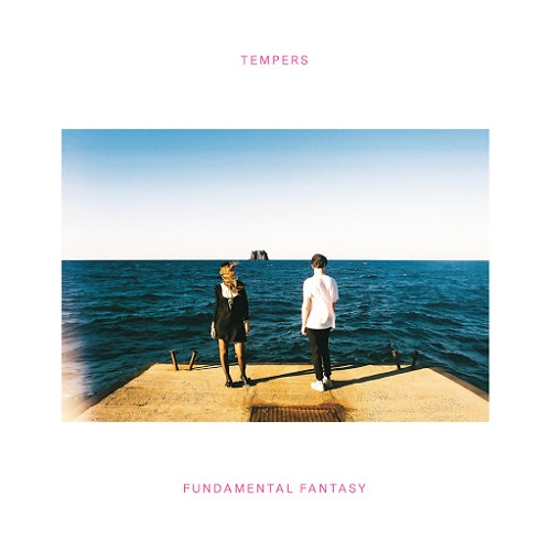Tempers Fundamental Fantasies EP CD Cover