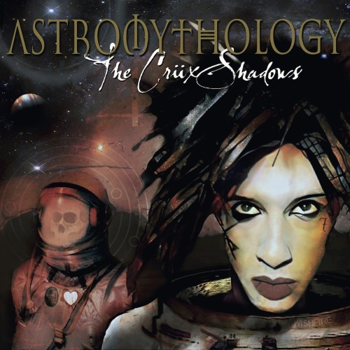 The Crüxshadows Astromythology CD Cover