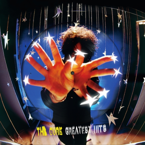 The Cure Greatest Hits LP CD Cover