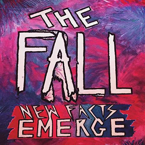 The Fall New Facts Emerge CD Cover