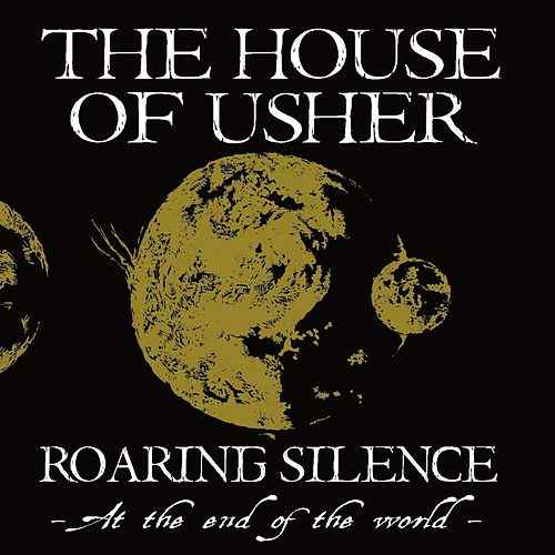 The House Of Usher Roaring Silence CD Cover