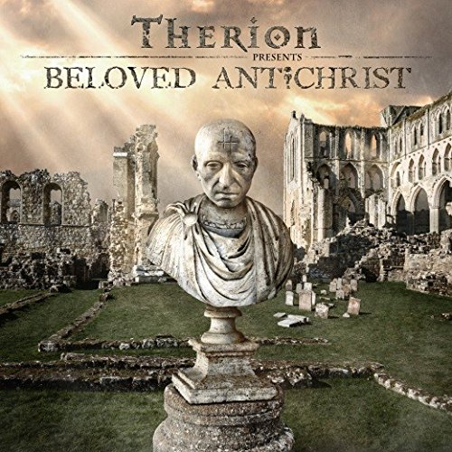 Therion Beloved Antichrist CD Cover