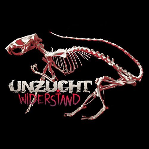 Unzucht Widerstand Live in Hamburg CDDVD CD Cover
