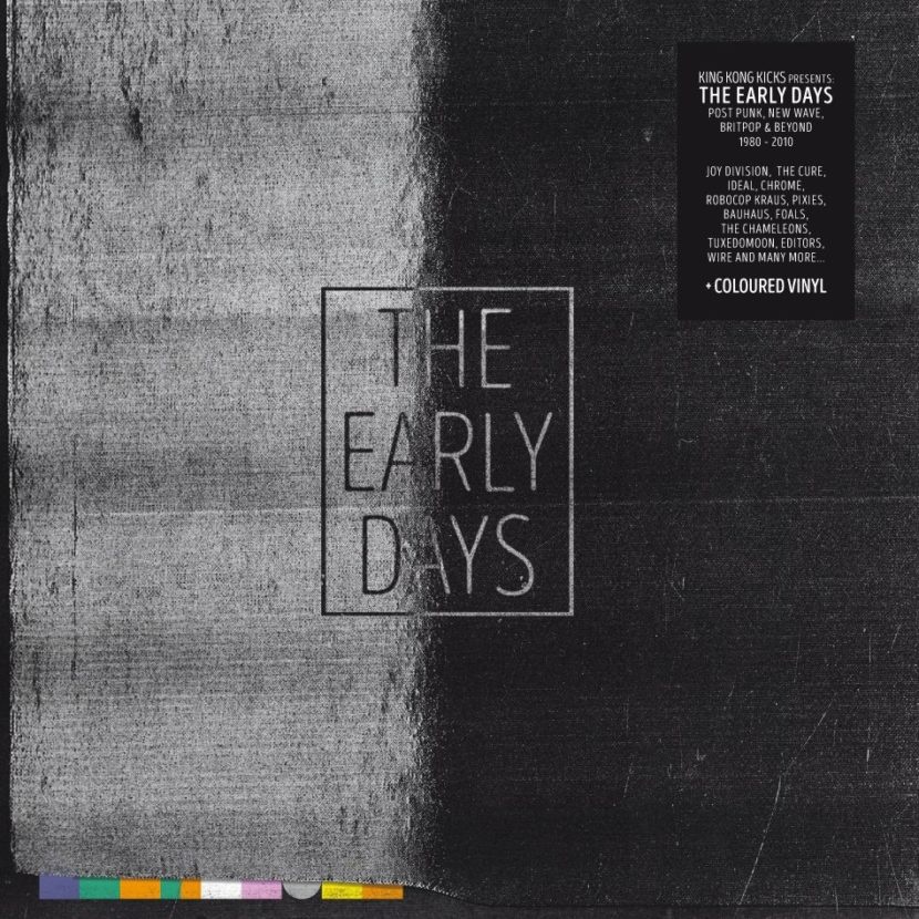 Various Artists The Early Days CD Cover