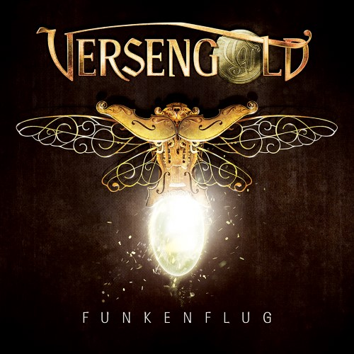 Versengold Funkenflug CD Cover