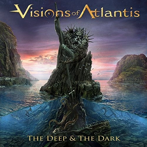 Visions Of Atlantis The Deep The Dark CD Cover