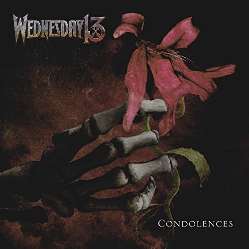 Wednesday 13 Condolences cd cover