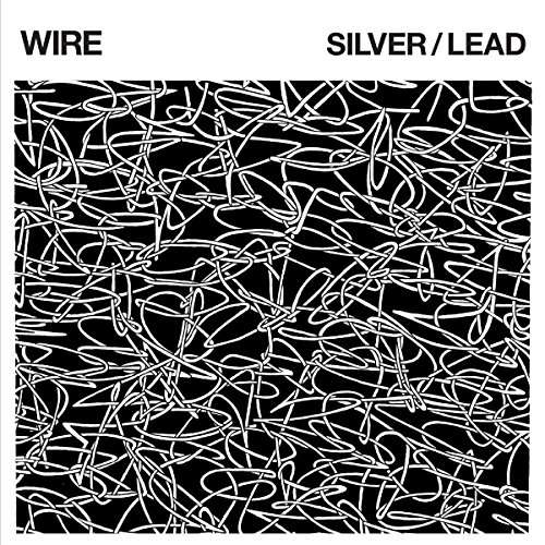 Wire Silver Lead CD Cover