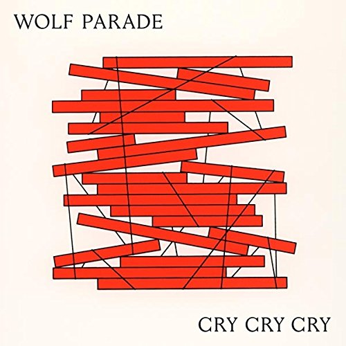 Wolf Parade Cry Cry Cry CD Cover