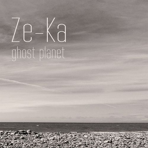 Ze Ka Ghost Planet CD Cover