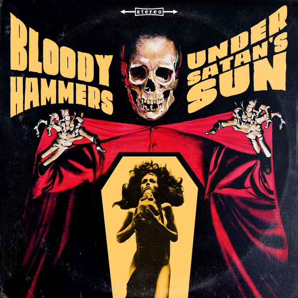 bloody hammers under satans sun