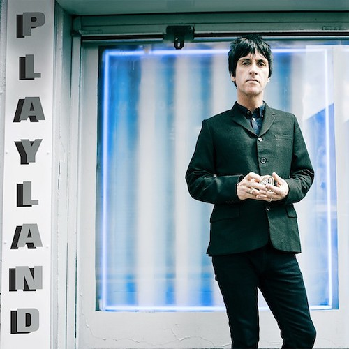 johnny marr playland