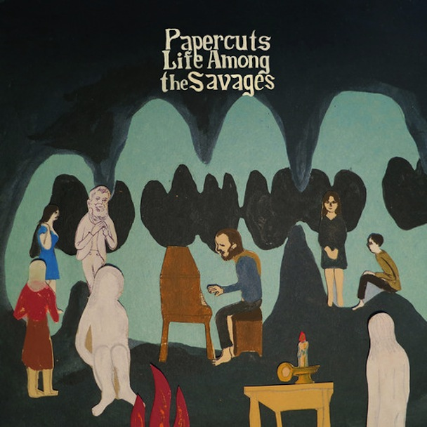 papercuts lofe among the the savages