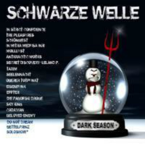 various artists radio schwarze welle dark season