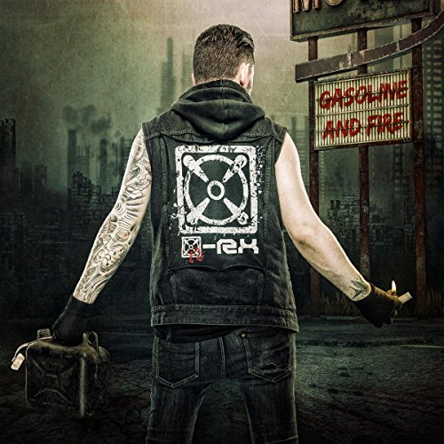 x Rx Gasoline And Fire CD Cover