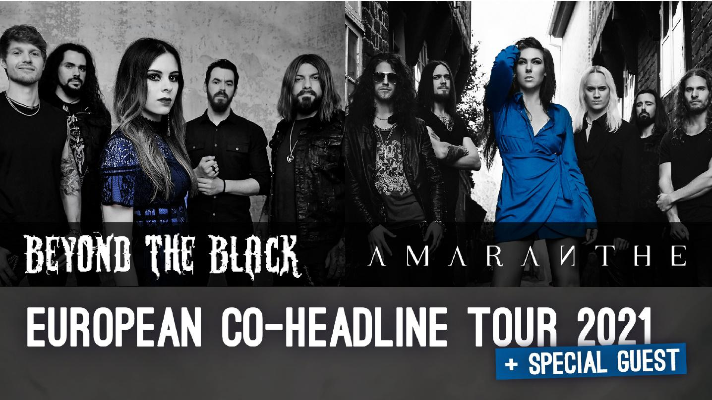 Beyond The Black Amaranthe