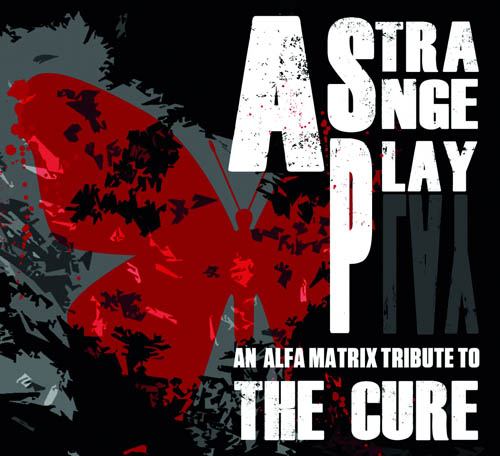 a strange play the cure tribute