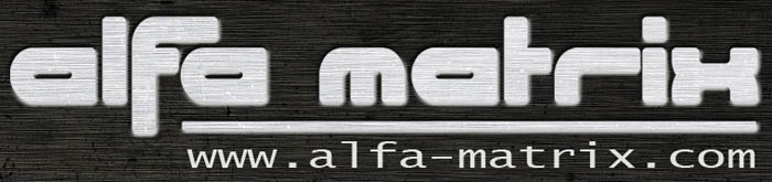 alfa matrix logo