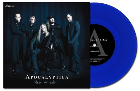 apocalyptica shadowmaker coloured vinyl