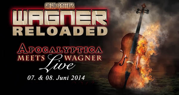 apocalyptica wagner reloaded 2014
