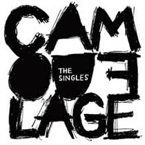 camouflage singles cover